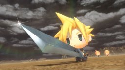 World Of Final Fantasy (PSV)  © Square Enix 2016   1/3