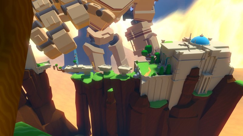 Windlands (PS4)   © Psytec 2016    4/4