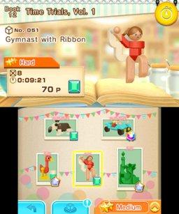 Picross 3D: Round 2 (3DS)  © Nintendo 2015   2/3