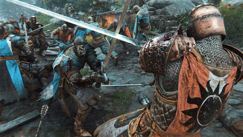 For Honor (PS4)   © Ubisoft 2017    4/4
