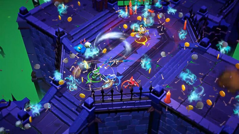 Super Dungeon Bros (PS4)   © Wired 2016    4/4