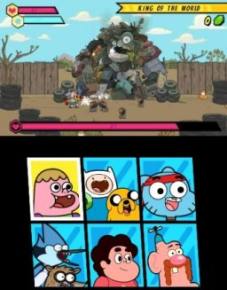 Cartoon Network: Battle Crashers (3DS)   © Maximum 2016    2/3