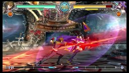 BlazBlue: Central Fiction (PS4)   © Arc System Works 2016    2/4
