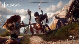 Horizon: Zero Dawn (PS4)   © Sony 2017    1/3