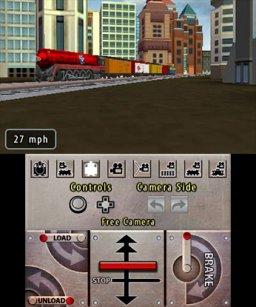 Lionel City Builder 3D: Rise Of The Rails (3DS)  © Big John Games 2016   2/3