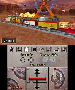 Lionel City Builder 3D: Rise Of The Rails (3DS)  © Big John Games 2016   3/3
