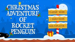 Christmas Adventure Of Rocket Penguin (WU)  © Petite Games 2015   1/3