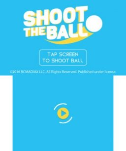 Shoot The Ball (3DS)   © RCMADIAX 2016    1/3