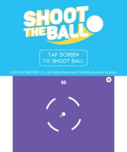 Shoot The Ball (3DS)   © RCMADIAX 2016    2/3