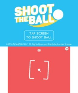Shoot The Ball (3DS)   © RCMADIAX 2016    3/3