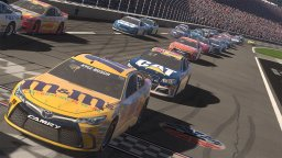 NASCAR Heat Evolution (PS4)   © Dusenberry Martin Racing 2016    1/3