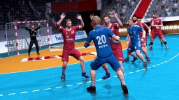 Handball 17 (PS3)   © BigBen 2016    1/3