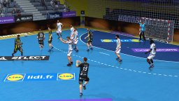 Handball 17 (PS3)   © BigBen 2016    2/3