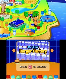 Kutar Burger Factory (3DS)   © Circle Entertainment 2016    1/3