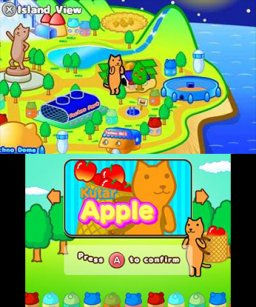Kutar Apple (3DS)   © Circle Entertainment 2016    1/3