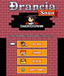 Drancia Saga (3DS)   © Circle Entertainment 2016    1/3