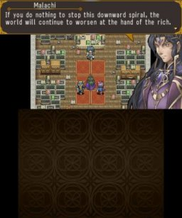 Unlucky Mage (3DS)  © Kemco 2016   1/3