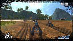 ATV Renegades (PS4)   © Nighthawk 2017    3/3