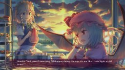 Touhou: Scarlet Curiosity (PS4)  © Xseed 2016   3/3
