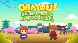 Ohayou! Beginner's Japanese (WU)  © Finger Gun 2016   1/3