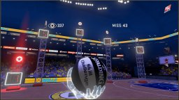 NBA 2KVR Experience (PS4)   © 2K Games 2016    3/3
