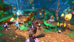 Dungeon Defenders II (PS4)   © Trendy 2015    1/3