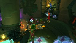 Dungeon Defenders II (PS4)   © Trendy 2015    2/3