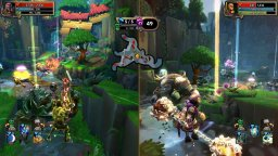 Dungeon Defenders II (PS4)   © Trendy 2015    3/3