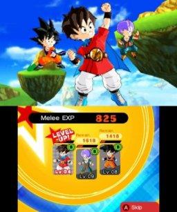 Dragon Ball Fusions (3DS)  © Bandai Namco 2016   2/4