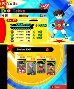 Dragon Ball Fusions (3DS)  © Bandai Namco 2016   3/4