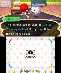 Animal Crossing: New Leaf: Welcome Amiibo! (3DS)   © Nintendo 2016    2/3