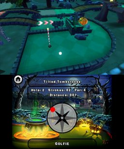 Mini Golf Resort (3DS)   © Teyon 2016    2/3
