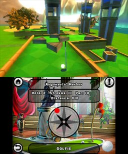 Mini Golf Resort (3DS)   © Teyon 2016    3/3