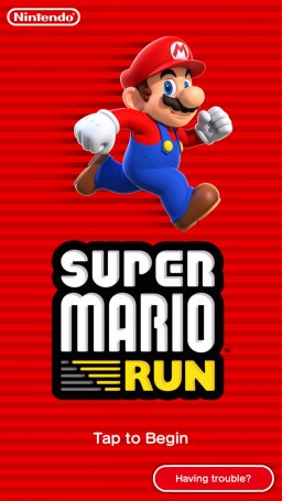 Super Mario Run (IP)   © Nintendo 2016    1/3