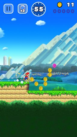 Super Mario Run (IP)   © Nintendo 2016    2/3