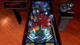 Stern Pinball Arcade (PS4)   © Alliance 2016    1/3