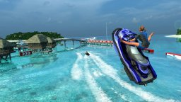 Aqua Moto Racing Utopia (PS4)   © Zordix 2016    2/3