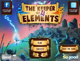 The Keeper of 4 Elements (WEB)   © Sogood.com 2013    1/3