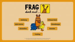 Frag Doch Mal...Die Maus! (WU)  © ASH 2016   1/3