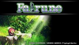Fairune (PSV)  © QubicGames 2016   1/3
