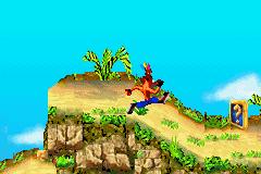 Crash Superpack: Crash Bandicoot 2: N-Tranced / Crash Nitro Kart (GBA)  © VU Games 2005   3/3