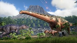 ARK: Survival Evolved (PS4)   © Studio Wildcard 2017    3/3