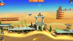 Bridge Constructor: Stunts (XBO)   © Headup 2016    2/3