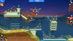 Bridge Constructor: Stunts (XBO)   © Headup 2016    3/3