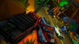 Motor Strike: Immortal Legends (PS4)   © FiveXGames 2016    1/3