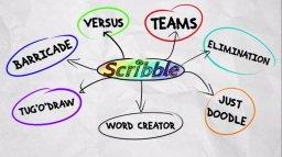 Scribble (WU)  © Bear Box Media 2016   1/3