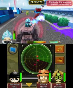 Tank Troopers (3DS)  © Nintendo 2016   1/3