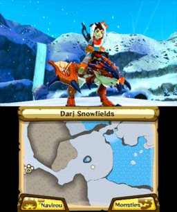 Monster Hunter Stories (3DS)   © Capcom 2016    1/3