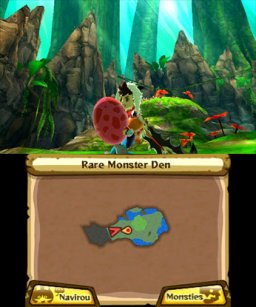 Monster Hunter Stories (3DS)   © Capcom 2016    3/3