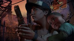 The Walking Dead: A New Frontier: Episode 1: Ties That Bind: Part I (PS4)   © Telltale Games 2016    1/3